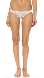 Skarlett Blue Socialite French Bikini Briefs Light Ivory