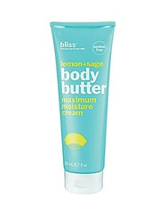 Bliss Lemon And Sage Body Butter 200Ml