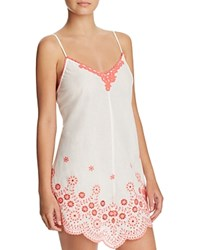 In Bloom By Jonquil Both Sides Now Chemise White Melon