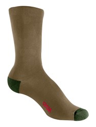 Craghoppers Noslife Travel Single Socks Beige
