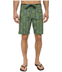Prana Catalyst Short Green Men's Swimwear