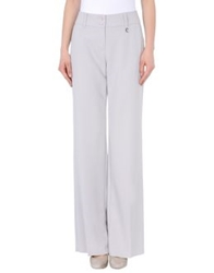 Caractere Casual Pants Light Grey