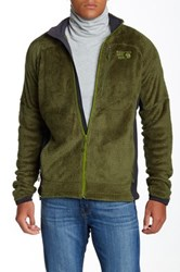Mountain Hardwear Monkey Man Grid Ii Jacket Green