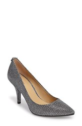 Michael Michael Kors Women's 'Flex' Pump Black Silver