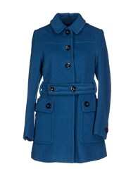 Paul And Shark Coats And Jackets Coats Women Deep Jade