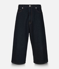 Christopher Kane Cropped Jeans Blue