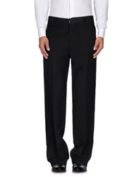 U Ni Ty Trousers Casual Trousers Men Black