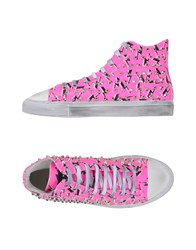 Gienchi Footwear High Tops And Trainers Women Pink