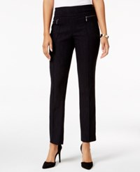 Styleandco. Style Co. Pull On Skinny Pants Only At Macy's Herringbone