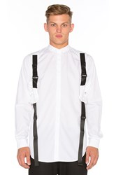 Stampd Link Shirt White