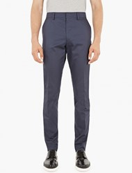 Valentino Blue Stripe Detail Trousers