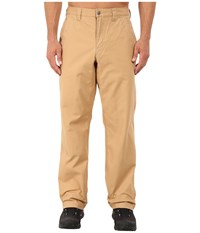 Mountain Khakis Flannel Original Mountain Pants Yellowstone Men's Casual Pants Beige