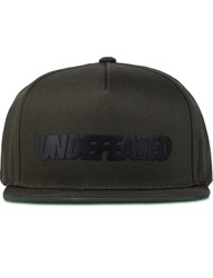 Undefeated Cap
