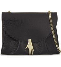 Petar Petrov Move It Leather Cross Body Black