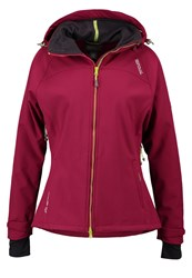 Regatta Desoto Ii Soft Shell Jacket Bordeaux