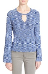 Women's Parker 'Matty' Space Dye Sweater