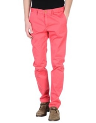 Scotch And Soda Casual Pants Red