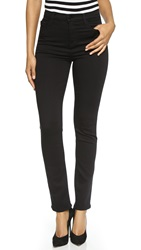 J Brand Maria High Rise Jeans Black Shadow