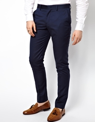 Vito Suit Trousers Navy