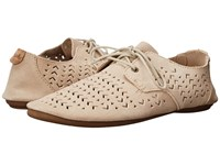 Sanuk Bianca Perf Natural Women's Slip On Shoes Beige