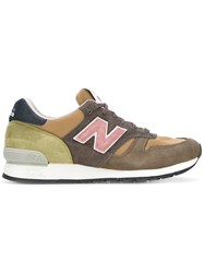 New Balance 'Surplus Pack M670' Sneakers Grey