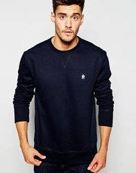 French Connection Basic Crew Jumper Navy