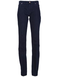 Veronique Branquinho Classic Slim Fit Jean Blue