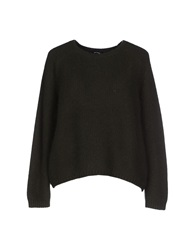 Max And Co. Sweaters Dark Green