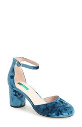 Topshop Women's Jagga Ankle Strap Pump