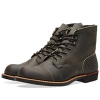 Red Wing Shoes Red Wing 8116 Heritage 6' Iron Ranger Boot Black