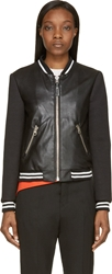 Mackage Black Double Faced Jersey Nolly Jacket