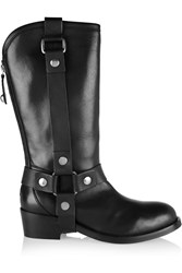 Just Cavalli Leather Boots