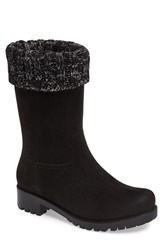 Dav Women's Shelby Knit Cuff Waterproof Boot