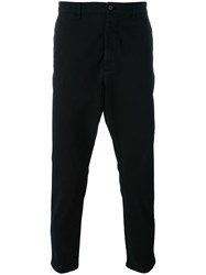 Hope 'Kris' Tapered Trousers Black