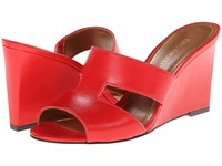 Enzo Angiolini Vamila Red Red Synthetic Women's Sandals