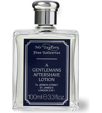 Taylor Of Old Bond Street Mr Taylor Aftershave Lotion 100Ml Tan