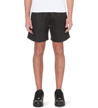 Blood Brother Nimda Neoprene Shorts Black