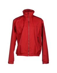 Murphy And Nye Jackets Red
