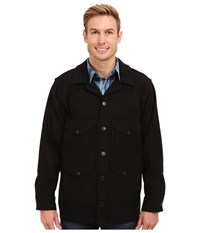 Filson Mackinaw Cruiser Black Men's Coat