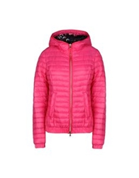 George J. Love Down Jackets Fuchsia