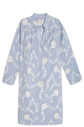 Paul And Joe Jacquard Tunic Blue