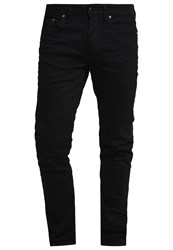 Jack And Jones Jjimike Jjdevin Relaxed Fit Jeans Black Denim