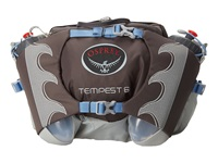 Osprey Tempest 6 Pack Stormcloud Grey Day Pack Bags Gray