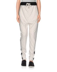 Franklin And Marshall Trousers Casual Trousers Women Light Grey