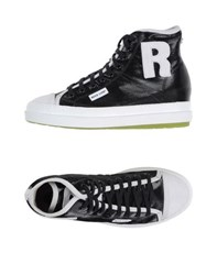 Ruco Line Footwear High Tops And Trainers Women Black