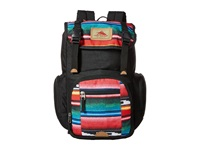 High Sierra Emmett Backpack Black Serape Backpack Bags