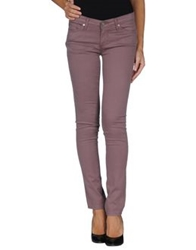 Ag Adriano Goldschmied Casual Pants Light Brown