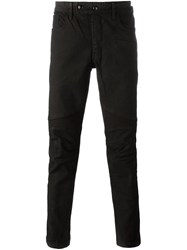Polo Ralph Lauren Tapered Biker Trousers Green