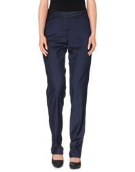 Richmond X Trousers Casual Trousers Women Dark Blue