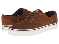 Vans Brigata Desert Tribe Suede Monks Robe Skate Shoes Brown